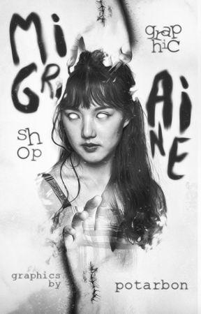 migraine graphic shop by potarbon