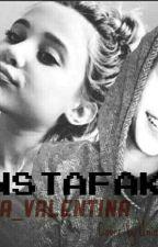 Instafake (case walker y tu) by Milka_Valentina