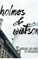 Holmes & Watson // Johnlock One - Shots by LupinSister