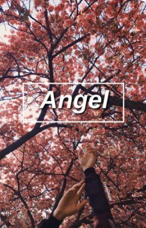 Angel {C.G.} by crybbykayla