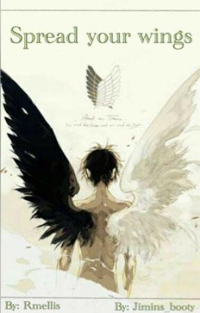 Spread your wings // Eren X Levi ~ role-play  by patricks_lil_leech