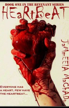 Heartbeat by JameelaMachado