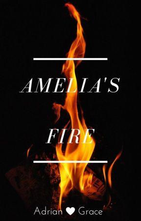 Amelia's Fire by Adrian-Grace