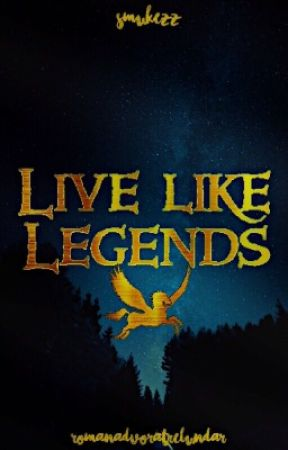Live Like Legends season 1 and 2 |RPG| by smukezz