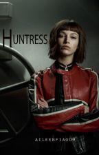 Huntress by aileenfiao09