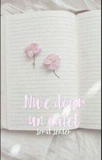 Nu e doar un caiet|✓| by adrianna345