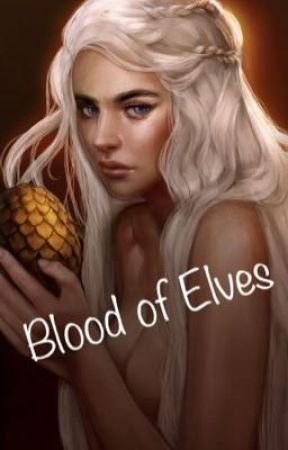 Blood of Elves by zuza01