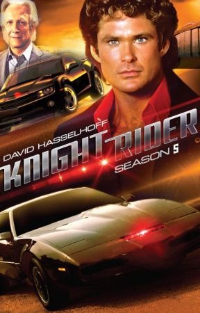 Knight Rider: Season 5 Episode 3: Knight in the Light by MichaelKnight2000