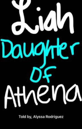 Liah, daughter of Athena  by alyssar306