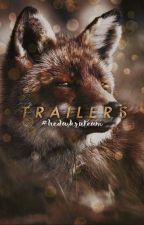 Book Trailers by -hedaskru