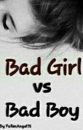 BAD GIRL VS BAD BOY by YOSELINCZ3