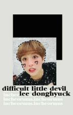 √ | difficult little devil by incheorums
