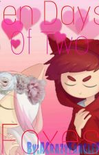 Ten Days Of Two Foxes [#FNAFHS Foxangle Foxy x Mangle] by DaniLovesFoxangle