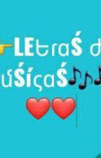Letras De Musica  by ysabeel98
