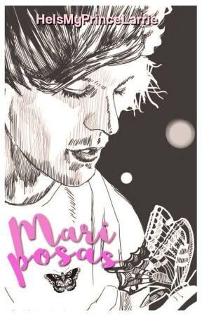 Mariposas.   Larry Stylinson (sin editar) by CookieeLuu