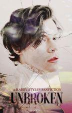 UNBROKEN || HARRY STYLES by iambeea