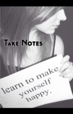 Take Notes by Funny89spoonz