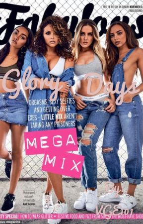 Little mix songs in the album Glory days  by VGE101