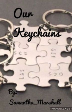 Our Keychains by Samantha_Marshall