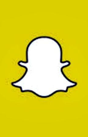 Snapchat Usernames II by FosterAnnesley
