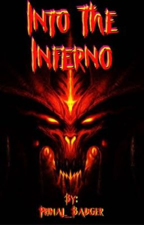 Into the Inferno by Primal_Badger