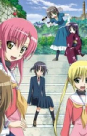 Hayate the combat butler: The missing link by Shrijita99