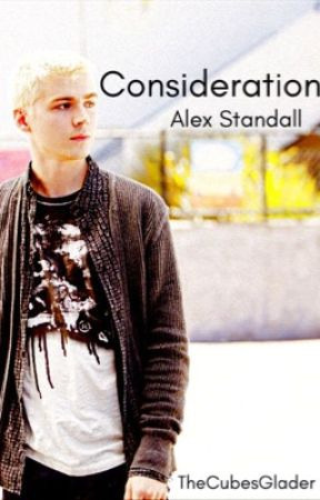 Consideration •-• Alex Standall [ON HOLD] by TheCubesGlader