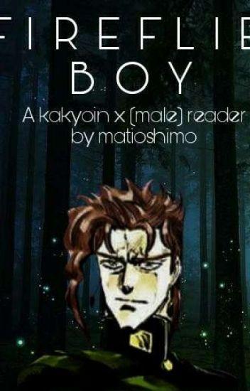 Fireflie Boy (( KAKYOIN X MALE READER)) NSFW - Matio Sama