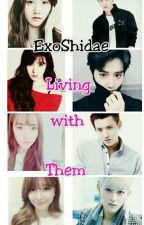 ExoShidae (Living with Them) by ShikshinForever