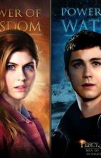 Percy Jackson and the dark Promise. by Tillyflop1999