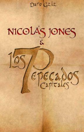 Nicolás Jones & Los 7 Pecados Capitales by DarioGzlz