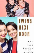Twins Next Door by thegreattimid