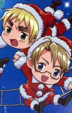 Hetalia: Christmas One-Shots (CLOSED UNTIL NEXT CHRISTMAS OR SOMETHIN) by yognaught_shadow