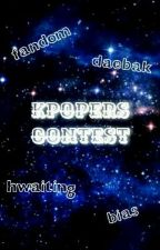 Kpopers Contest by popyhime