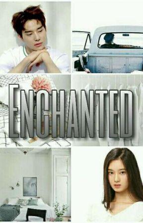 Enchanted • Kim Jungwoo by myeminie