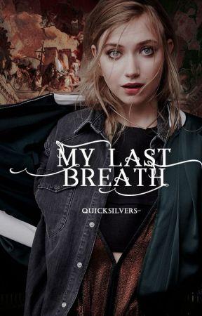 My Last Breath » Bucky Barnes by quicksilvers-
