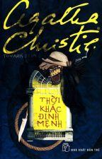 Thời khắc định mệnh - Agatha Christie by BunnyPi04