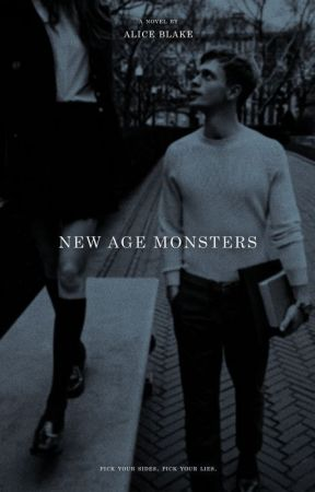 NEW AGE MONSTERS by Alice_Blake