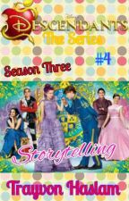 Disney Descendants The Series: Storytelling by trayvonhaslam