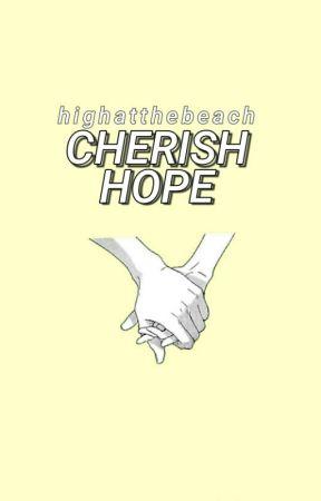 cherish hope × tomlinson [discontinued] [needs editing] by highatthebeach