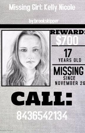 Missing Girl: Kelly Nicole by BrookSkipper
