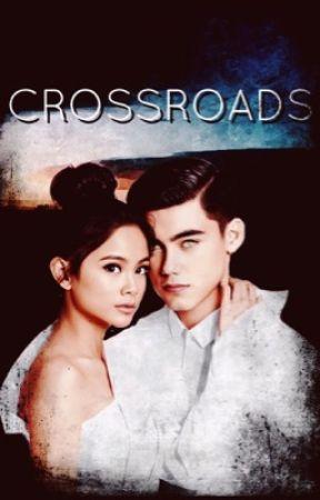 Crossroads by monochromechild