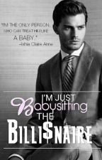I'm Just Babysitting The Billionaire by LianeReignLaxamana8
