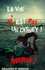 La vie n'est pas un Disney ! Merde ! by A2lili2408