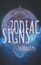 ✴ Curiosità sui Segni Zodiacali ✴ by TheMadSys