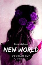New World: Verrian And Sunshine  by oceaneLaboue