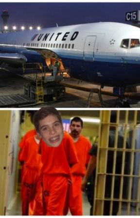 The Story of How I Got Framed For Murder By United Airlines by RyanRossTheWriter