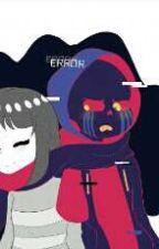 Error!Sans x Core!frisk confucion entre amores (Finalizada) by Zaphiro710