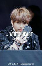 white heart ; jikook  by Free_M