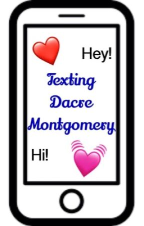 Texting Dacre Montgomery  by Fall214